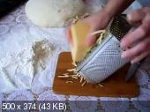 Приготовление мясной пиццы в домашних условиях (2012) HD