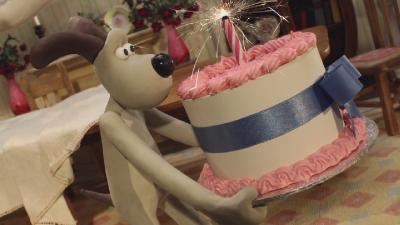 Уоллес и Громит: Дело о смертельной выпечке / Wallace & Gromit - A Matter of Loaf and Death (2009) BDRip [720p]