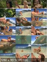Lauren May - Banging in the Sea Waters (2013) HD 720p