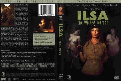 Ilsa — The Wicked Warden