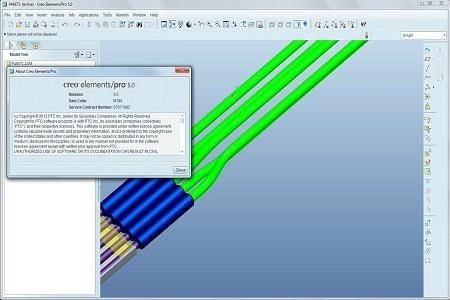 PTC Creo Elements/Pro ( 5.0 M180, 2013, MULTILANG + RUS )