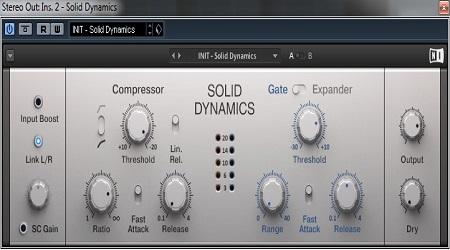 Native Instruments - Solid Mix Series ( v.1.0.1, 2013 )